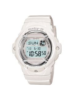 Casio Women's BG169R-7A Baby-G White Whale Digital Sport Watch - Find Me The Cheapest Sale Price: $64.89