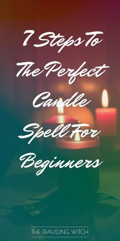 7 Steps To The Perfect Candle Spell For Beginners // Witchcraft // Magic // The Traveling Witch Powerful 'Get Back Ex' Spell. Love Spell Casting done for you. Ex Back Spell. Candle Making For Beginners, Wicca For Beginners, Witchcraft Spells For Beginners, Magick Spells, Candle Spells, Candle Magic, Witchcraft Symbols, Green Witchcraft, Affirmations