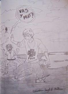 'NèsSo': Vas-y Mat' ! ~ by So'