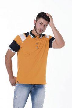 Camisetas de Hombre - Edén Jean Polo Rugby Shirt, Polo T Shirts, Men's Polo, Gym Wear, Sport Wear, Shirt Designs, Polo Ralph Lauren, One Piece, Shorts