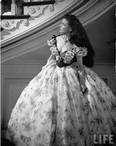 Antebellum dress (Photo: Gone With the Wind)