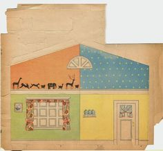 Peek-a-Boo Playhouse Whitman 1933 - Eugenia - Picasa Web Albums ...
