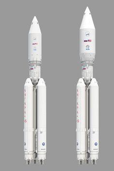 Angara on Behance Basic Electrical Engineering, Military Satellite, Diy Rocket, Rocket Design, Space Launch, Space Rocket, Army Vehicles, Space Ship, Everything