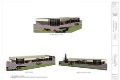 Doctor Office Building, Design for commercial building Fort Worth
