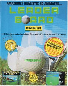 Leaderboard Tournament (C64) #commodore #80s