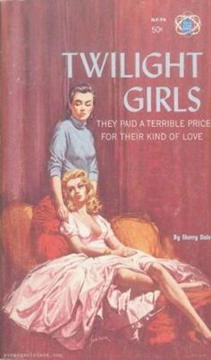 Lesbian pulp covers from the and See more. Vintage Lesbian, Lesbian Art, Lesbian Love, Lesbian Couples, Pulp Fiction Book, Pulp Magazine, Magazine Covers, Vintage Book Covers, Up Book