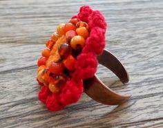 ring crocheted