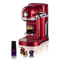 KitchenAid 5KES0503ECA Artisan Nespresso kopen? Bestel bij fonQ.nl