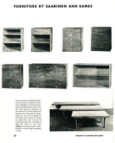A seven-piece grouping of modular case goods... - Covenger & Kester