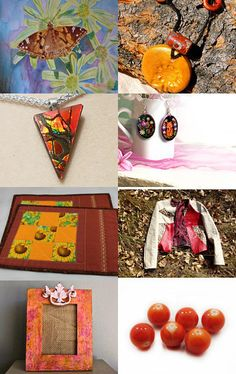 October Super Hearts Treasury by Cris on Etsy--Pinned with TreasuryPin.com