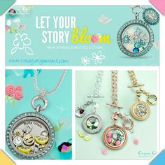 It's here! It's here! The #OrigamiOwl #Spring2016 collection has arrived! I'm so excited! What pieces will you be adding to your #collection?
