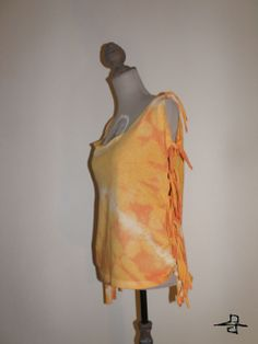 Unique Tie-Die for women, made by FreedomFactory