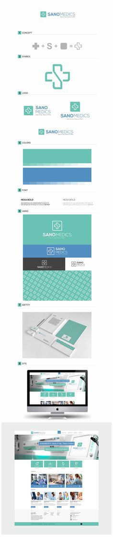 Sano Medics on Behance