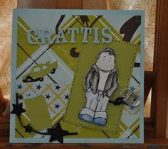 """Nicolettes PapirBlog: De sidste """"Grattis Kort"""" i denne omgang"""