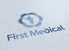 Medical Logo Design Templates This product is FULLY customizable. by getlogo Business Brochure, Business Card Logo, Logo Psd, Medical Logo, Logo Templates, Design Templates, Branding, Script Type, Corporate Identity