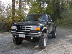"Ford Ranger 4x4 6"" BDS Suspension photo IM000423.jpg"
