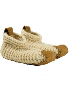 #handmade Chilote house shoes from blue caravan
