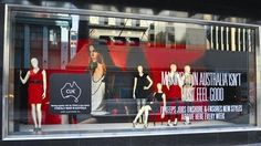 Vitrine Design, Store Windows, Window Displays, Feel Good, Retail, Australia, Create, Christmas, Blog