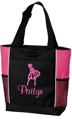 11c55c356fb 16 best Dance bags images on Pinterest   Dance bags, Ballet and ...