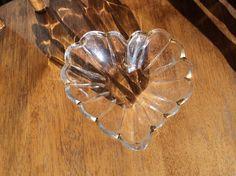 Lovely heart trinket dish/candy dish