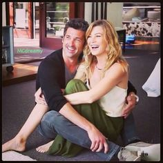Grey's Anatomy- Meredith and Derek Grey's Anatomy- Meredith. Greys Anatomy Derek, Greys Anatomy Bailey, Greys Anatomy Spoilers, Greys Anatomy Frases, Greys Anatomy Cast, Grey Anatomy Quotes, Grey Quotes, Meredith Grey, Derek Shepherd