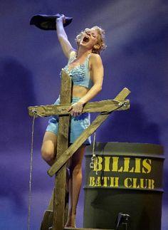 South Pacific Revival - Kelli O'Hara... my dream role