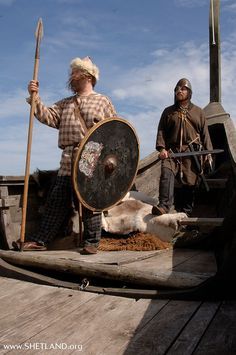 Viking Unst by PromoteShetland, via Flickr