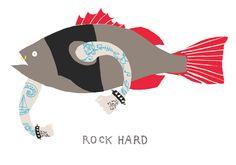 Rock Kate Hazell