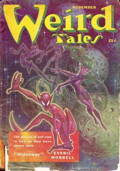 Weird Tales, November YYYY