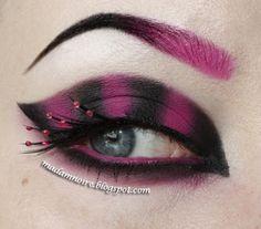 Madam Noire Makeup Studio: Pretty In Punk