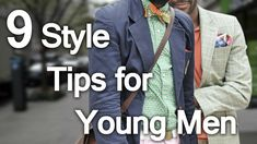 How To Dress Sharp | 9 Style Tips For Young Men | Clothing #stylish #menstyle #menswear