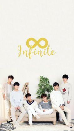 Infinite wallpaper © infiniteonly © la esperanca shades of k Infinite Logo, Infinite Members, Best Kpop, Myungsoo, Woollim Entertainment, Dance Choreography, Kdrama Actors, Decorating Blogs, Iphone Wallpaper