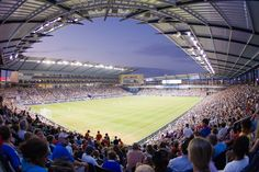 See 22 photos and 6 tips from 254 visitors to Sporting Kansas City Offices. Mls Soccer, Soccer Stadium, Soccer News, Kansas Missouri, State Of Kansas, Sporting Kansas City, Sport Park, City Office, Major League Soccer