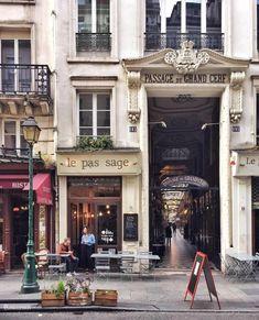Passage du Grand Cerf, Paris II More