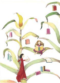 ilustração de Mónica Carretero