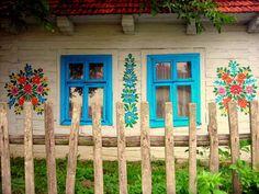 Wieś chata