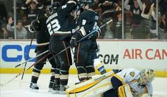 Anaheim Ducks 5, Nashville Predators 1: How Low Can Nashville Go?