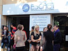 ESCAET - Ecole supérieure de commerce en Management du Tourisme - Formation - Programme - Admission - Concours