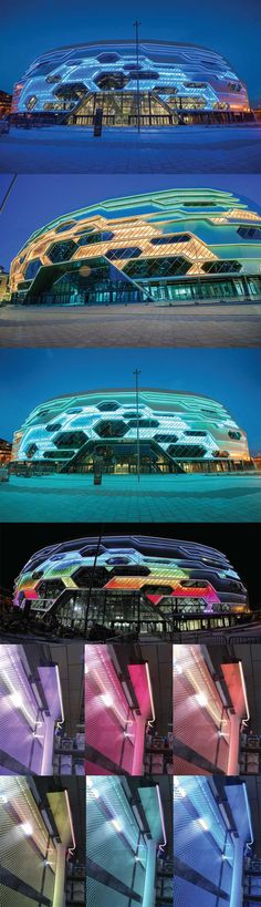 Leeds Arena by Populous