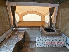 New 2016 Coachmen RV Clipper Camping Trailers 106 Folding Pop-Up Camper at General RV | Dover, FL | #131495