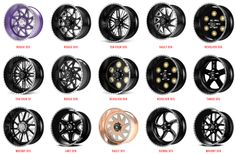 American Force custom wheels 13