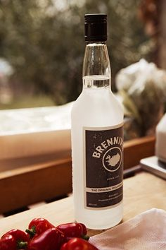 Brennivín the Original Icelandic Spirit. Do something different.