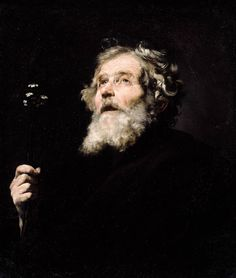 Jusepe de Ribera Saint Joseph (ca. 1635)  One of my favorite pieces.