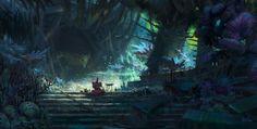 The Lunch by Artur Sadlos | Fantasy | 2D | CGSociety