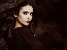 Nina Dobrev    Bulgarian-Canadian Actress & Model.    She currently stars as Elena Gilbert and Katherine Pierce on The CW television teen drama, The Vampire Diaries.    Years Active: 2006–Present.  DOB: January 9, 1989.