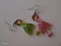 12 Awesome Paper Quilling Jewelry Designs To Start Today – Quilling Techniques Quilling Dolls, Paper Quilling Earrings, Arte Quilling, Paper Quilling Flowers, Quilling Work, Paper Quilling Patterns, Quilling Paper Craft, Quiling Earings, Paper Quilling For Beginners