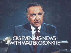 Walter Cronkite Cbs