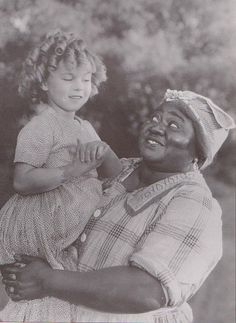 1935 Shirley Temple & Hattie McDaniel in The Little Colonel, helping to knock down the walls for African American Actors!