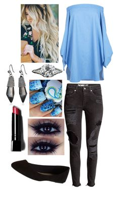 """""""Francesca 3"""" by moonlightchild on Polyvore featuring TIBI, dELiA*s, Kenneth Cole and Bobbi Brown Cosmetics"""