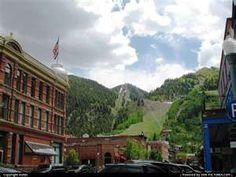 Aspen in the summer - Hotel Jerome and kids favorite babysitter, Fantasia.